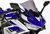 Ветровое стекло BODYSTYLE, с сильным затемнением, YZF-R3 BJ.15-