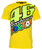 VR46 THE DOCTOR SZ.M T-SHIRT, YELLOW