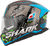 SHARK SKWAL 2 SIZE XS NOXXYS ANTHR./BLUE/GREEN
