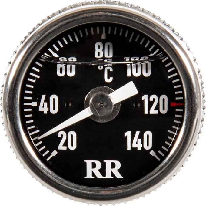 Указатель температуры масла RR, цвет черный, SUZUKI * -  Мотоэкипировка и комплектующие